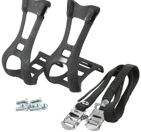 Wellgo MT-3 Toe Clip Set