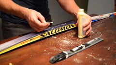 Ski: Binding installation/adjustments | Installation/Ajustements de fixations