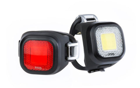 Knog Blinder Mini Twin Pack (Front and Rear)