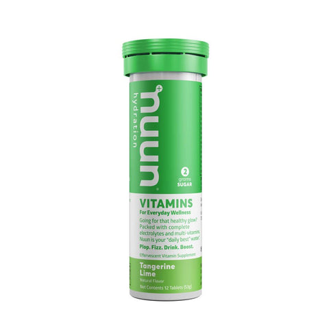 Nuun Vitamens Drink Mix (Tangerine Lime)