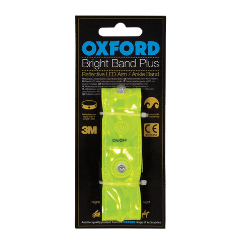 Oxford Bright Band Plus Reflective Arm/Ankle Band