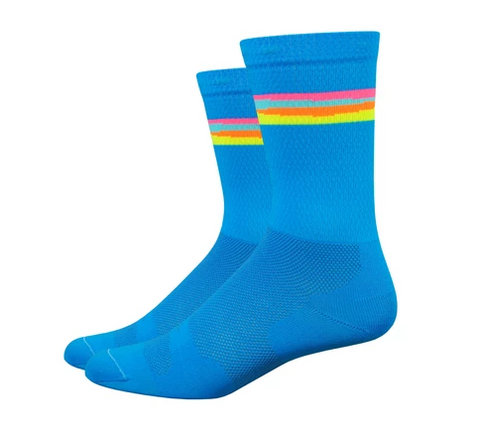 DeFeet Levitator Lite Saturn Stripes