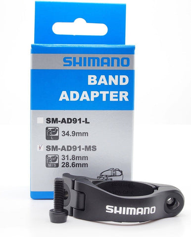 Shimano band adapter