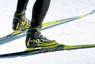 Ski: Cross-country ski skate tuning | Tuning Ski de fond patin