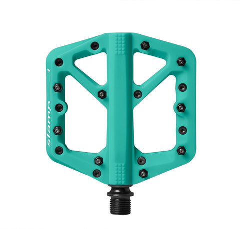 Crankbrothers Stamp 1 Pedal Small Turquoise