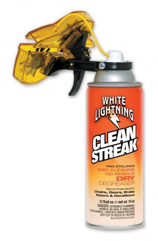 The Trigger Chain Cleaning System