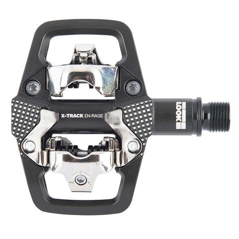Look X-Track En-Range SPD compatible clipless pedals