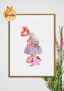 Watercolor Peony Bundle