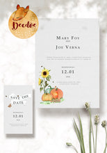 Load image into Gallery viewer, Sunflowers and Vineyard Watercolor Bundle