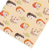 Holiday Hair Giftwrap