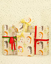 Load image into Gallery viewer, Holiday Hair Giftwrap