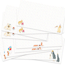 Load image into Gallery viewer, Doggie Party Gift Tags