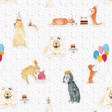Load image into Gallery viewer, Doggie Party Giftwrap