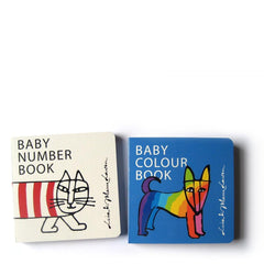 Two Baby Books