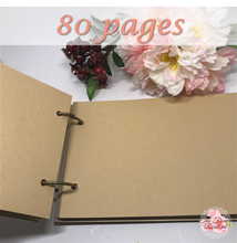 Load image into Gallery viewer, Personalised Wooden Wedding Guest Book