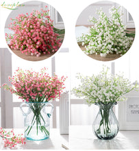 Load image into Gallery viewer, Artificial Baby's Breath Gypsophila Flower