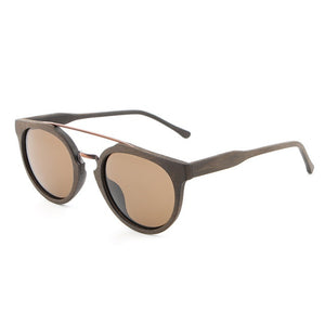 New Design Vintage Acetate Wood Sunglasses For Men/Women