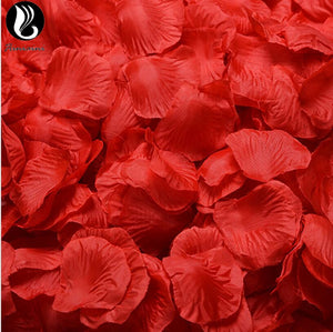 Artificial Flower Petals For Wedding Decoration