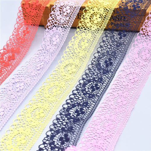 High Quality Beautiful Lace Ribbon Tape