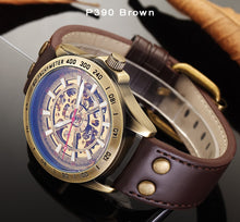 Load image into Gallery viewer, Men's Vintage Mechanical Automatic Self Winding Watch