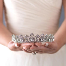 Load image into Gallery viewer, Vintage Tiara For The Beautiful Bride