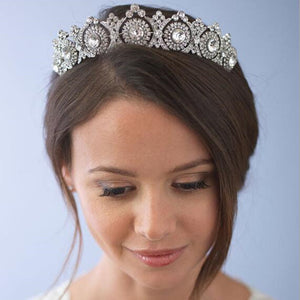 Vintage Tiara For The Beautiful Bride