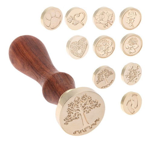 Retro Wax Sealing Stamp