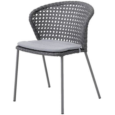 Image of Cane-line Lean Chair Stackable Cane-line Weave - 5410