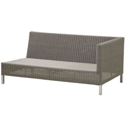 Image of Cane-line Connect 2 Seater Sofa Left Module - 5593