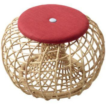 Image of Cane-line Indoor Nest Footstool Small Diameter 65 cm - 7320