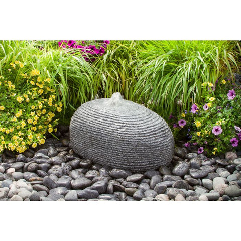 Image of Blue Thumb Small Rippled Egg Fountain Kit ABEGGSM - ProYardSupply