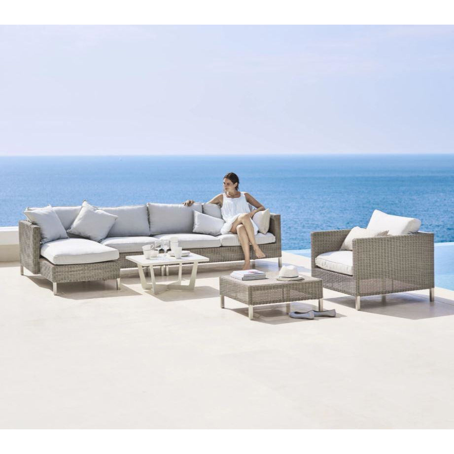 Cane-line Connect 2 Seater Sofa Left Module - 5593
