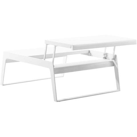 Image of Cane-line Chill-out Coffee Table Dual Heights - 5024