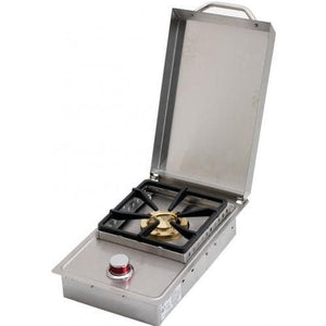 Cal Flame Drop-In Standard Single Propane Gas Side Burner - BBQ18852P