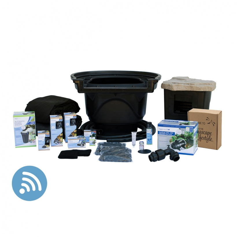 Aquascape Large Pond Kit 21×26 53036