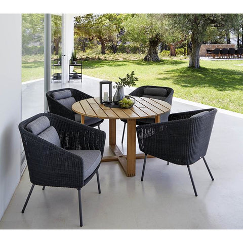 Image of Cane-line Endless Table Diameter 130 cm - 5071