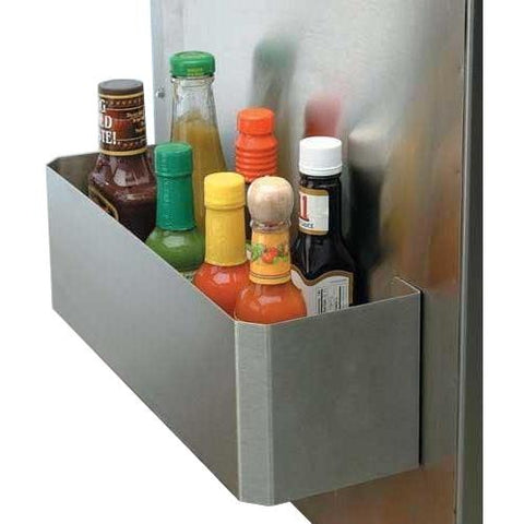 Cal Flame Spice Rack For 30-Inch Drop In Bar Center - BBQ07846P-30