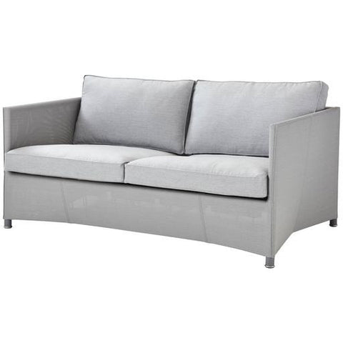 Image of Cane Line Diamond 2 Seater Sofa  Tex & Cane-line Natté - 8502TXSG