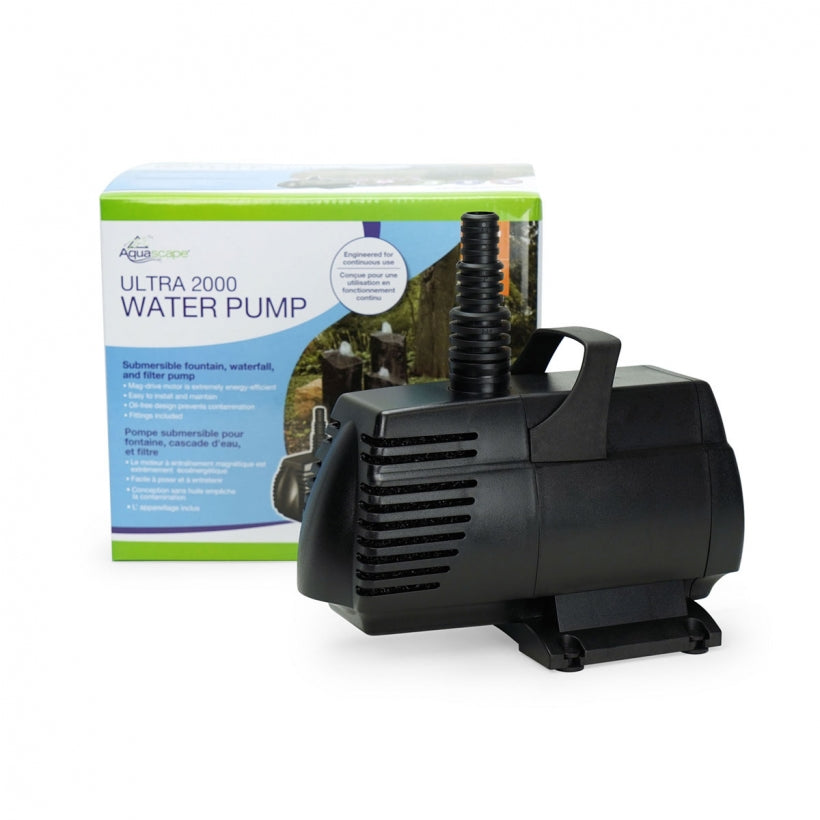 Aquascape Ultra 2000 Water Pump 91010