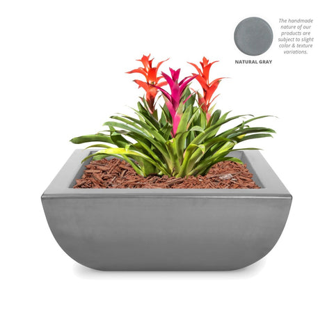 "Image of The Outdoor Plus Avalon Planter Bowl - 30"" - OPT-AVLPO30"