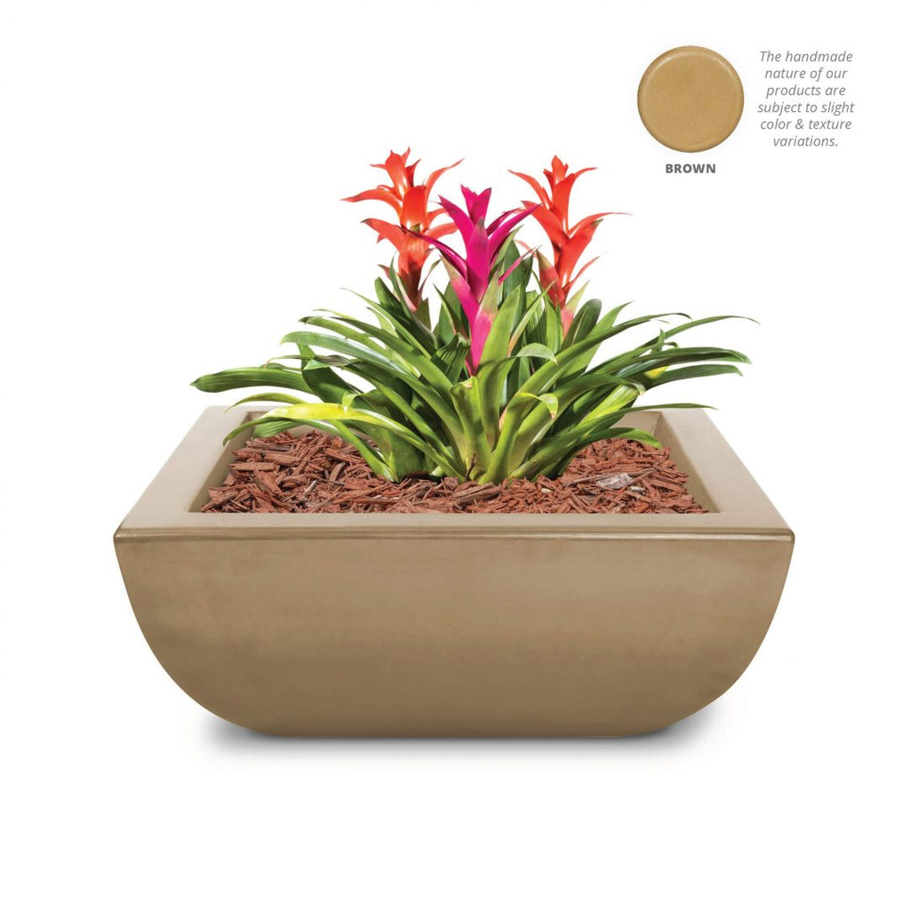 "The Outdoor Plus Avalon Planter Bowl - 30"" - OPT-AVLPO30"