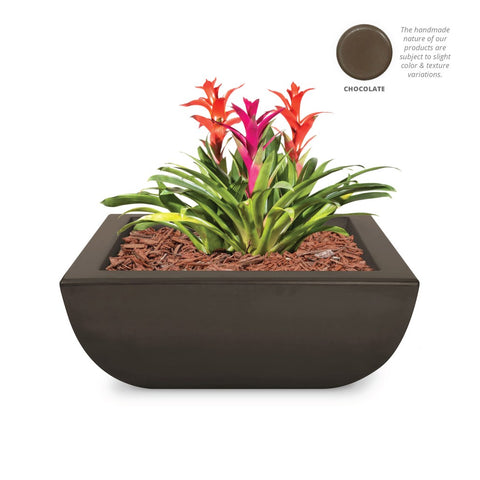 "Image of The Outdoor Plus Avalon Planter Bowl - 24"" - OPT-AVLPO24"