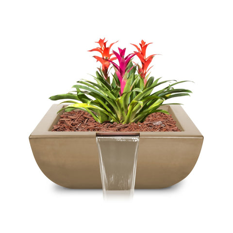 "The Outdoor Plus Avalon Planter Bowl with Water - 24"" - OPT-AVLPW24"