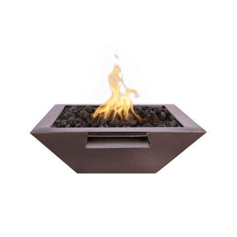 Image of The Outdoor Plus Maya Fire Bowl Electronic Ignition OPT-36SQPCFOE12V