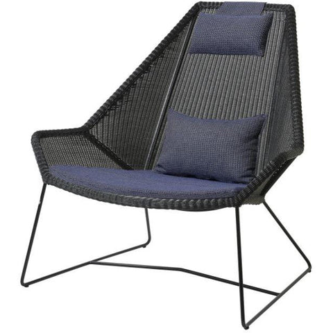 Image of Cane-line Breeze Lounge Chair - 5468