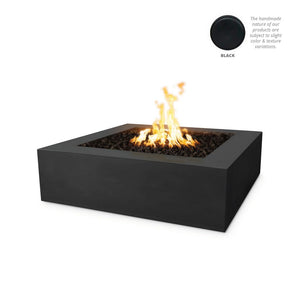 "The Outdoor Plus Quad 42"" Concrete Fire Pit OPT-QD42"