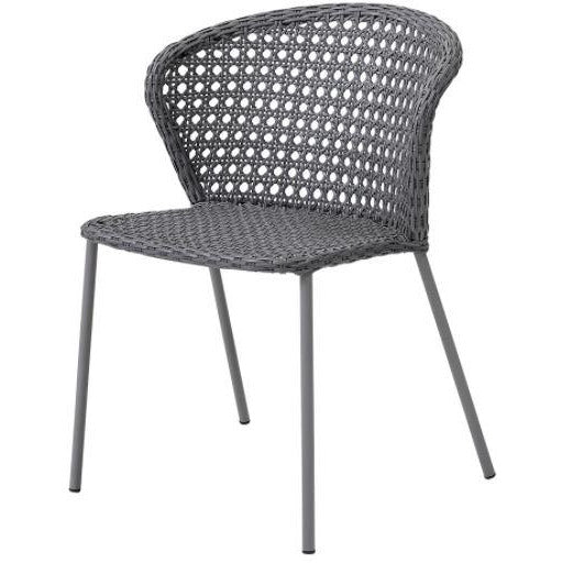 Cane-line Lean Chair Stackable Cane-line Weave - 5410