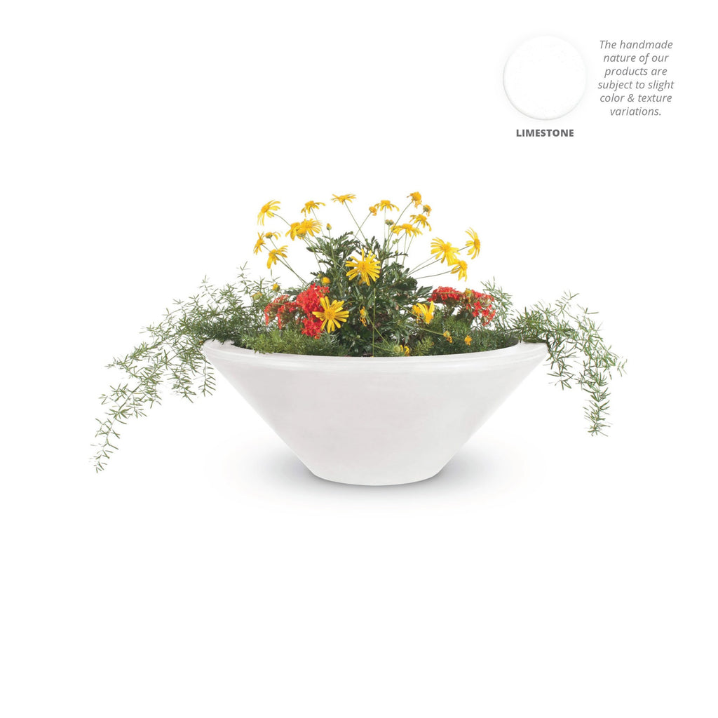 "The Outdoor Plus Cazo Planter Bowl - 24"" - OPT-24RP"