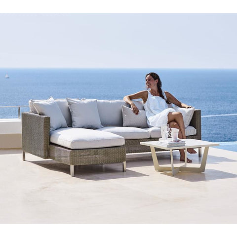 Image of Cane-line Connect Chaise Lounge - 5596