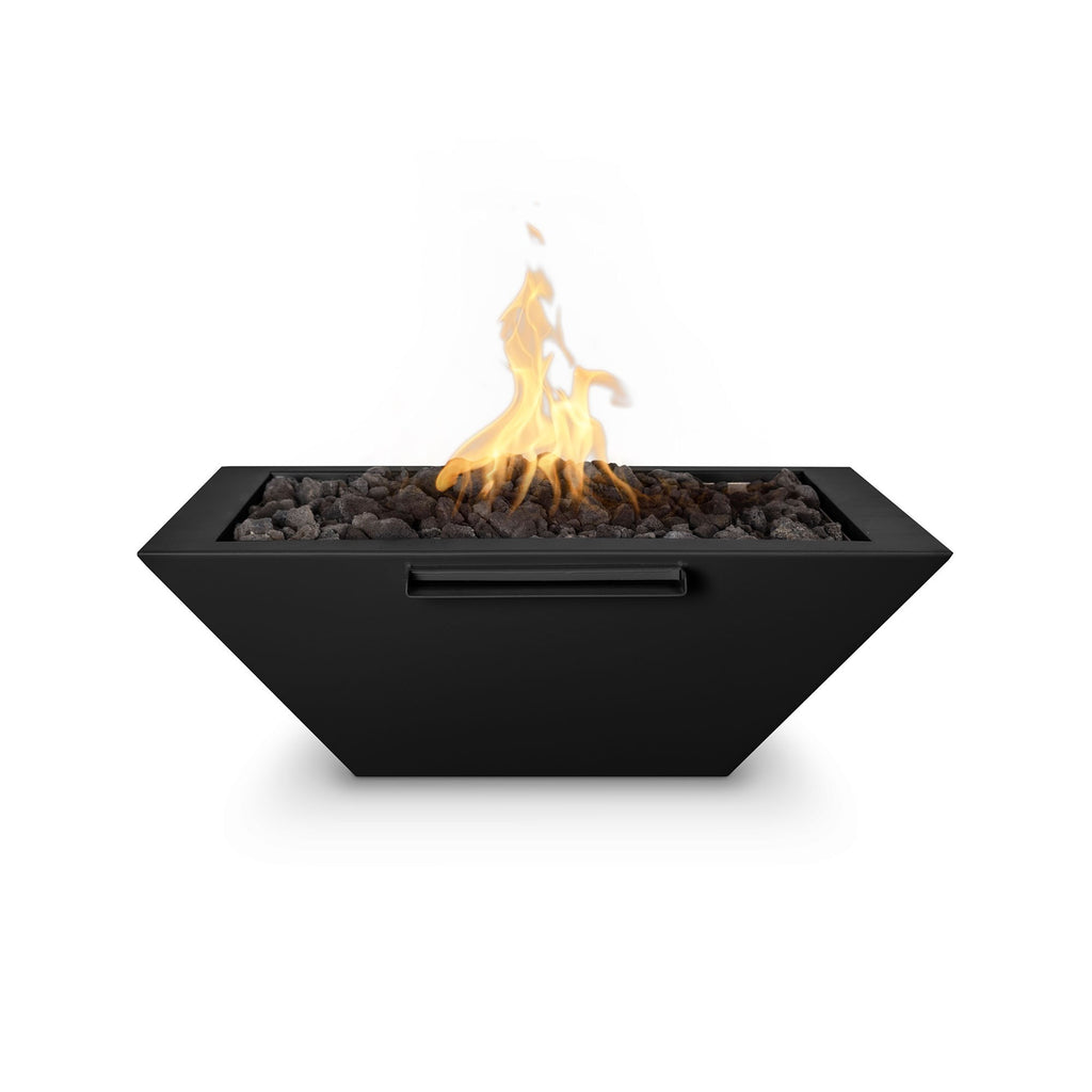 The Outdoor Plus Maya Fire & Water Bowl OPT-36SQPCFWE12V